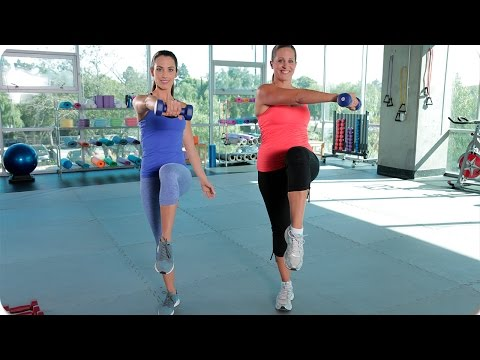 One on One Post Natal Maternity Workout with Autumn Calabrese