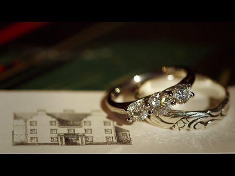 Prestonfield House wedding video - Angela & Keith's Story Film - Butterfly Films