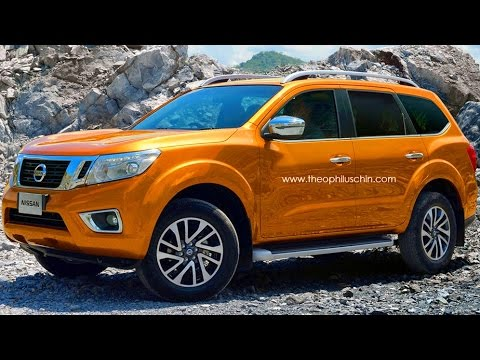 pr via novo nissan frontier 2016 navara suv youtube. Black Bedroom Furniture Sets. Home Design Ideas