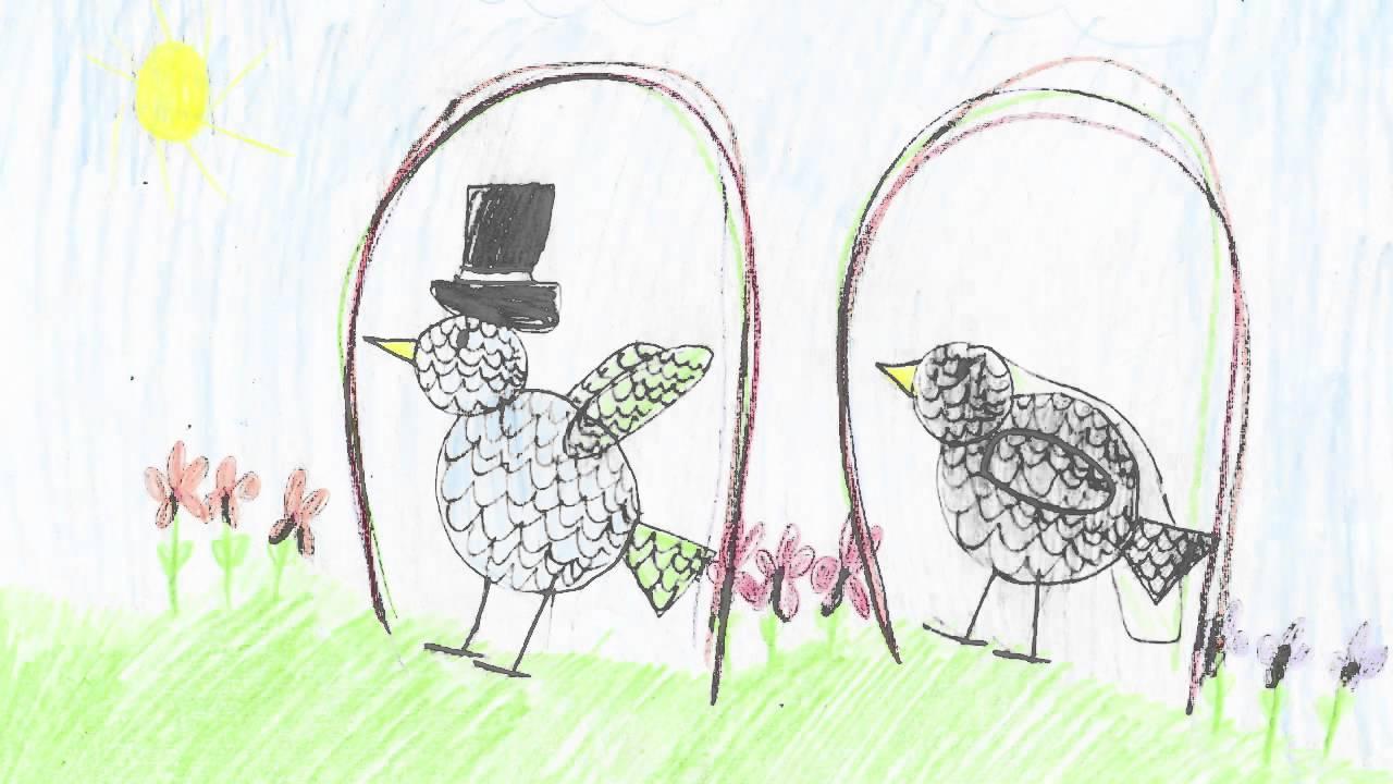 Ein Vogel Wollte Hochzeit