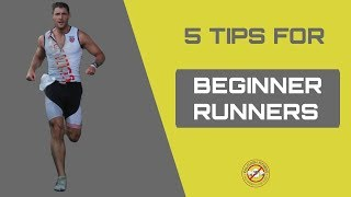 5 quick and easy running tips for beginners