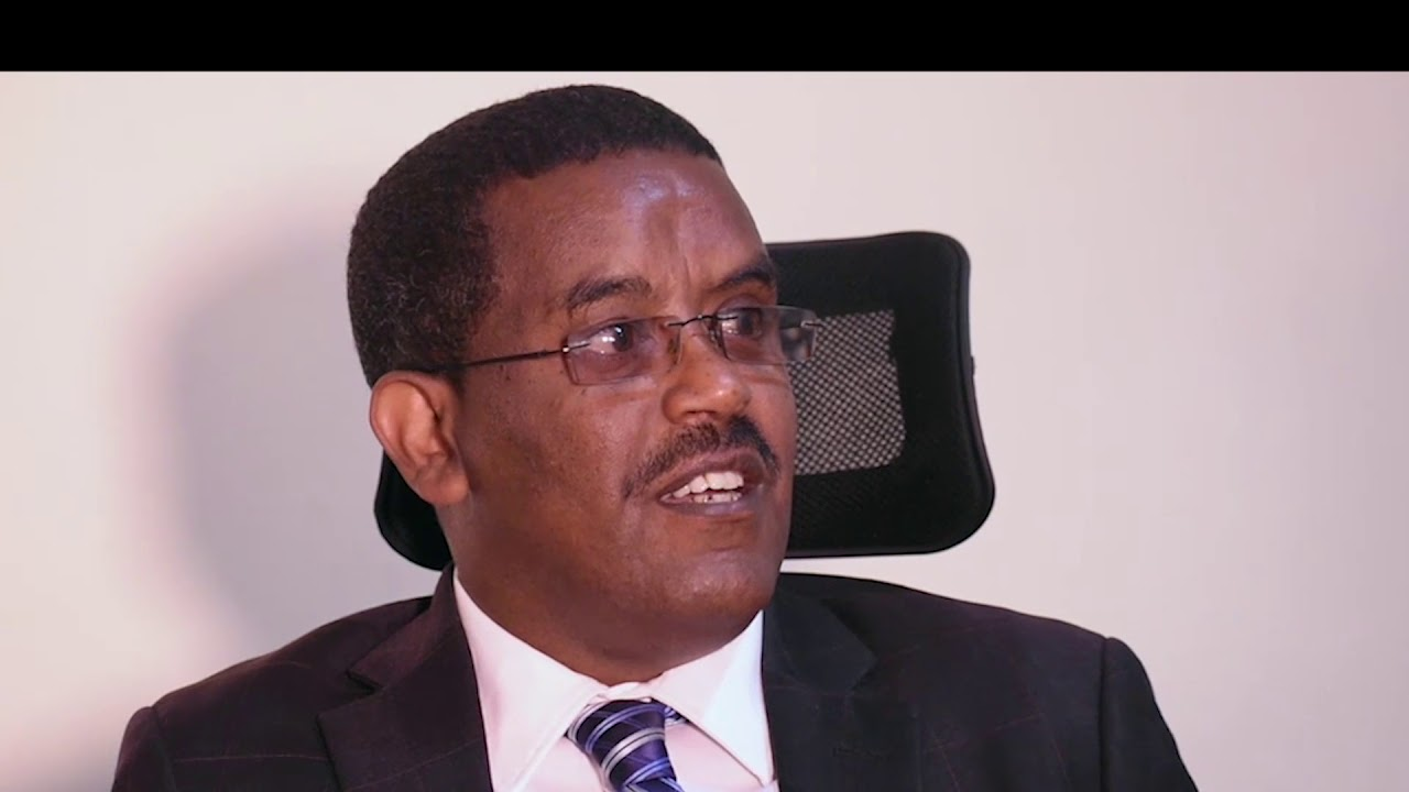 Eng Yilkal Interview with Amhara Satellite Radio and Television