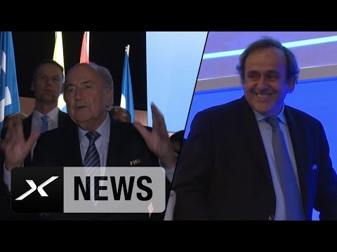 Kandidaten für Sepp-Blatter-Nachfolge: Michel Platini nicht dabei | FIFA