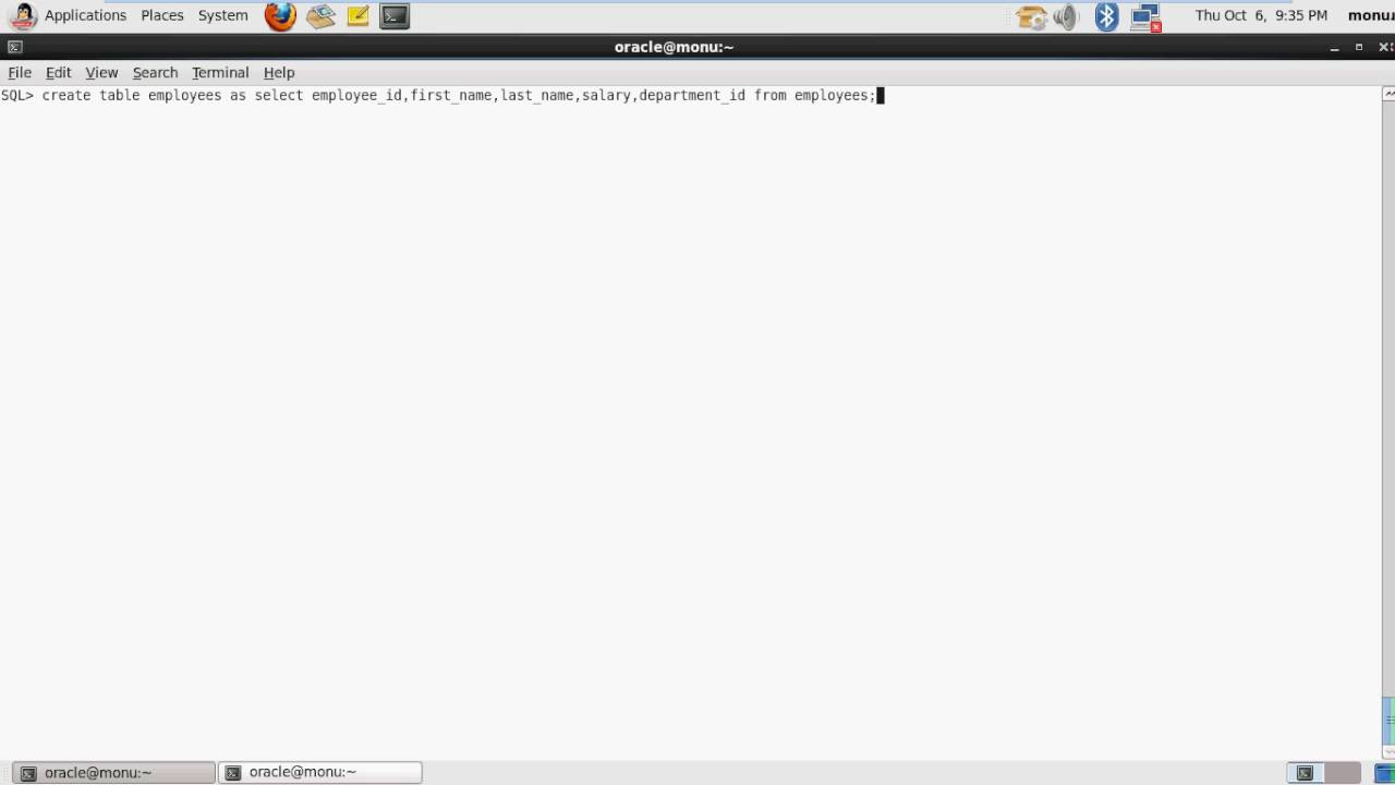 expdp impdp schema backup