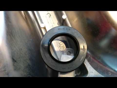 Сальники стиральных машин Bosch