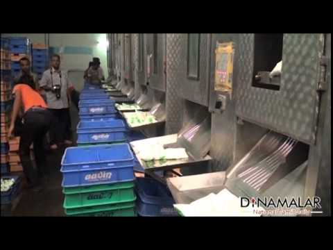 Spoiled Aavin Milk Packets in Kovai - Dinamalar June 23rd 2015 Tamil Video News