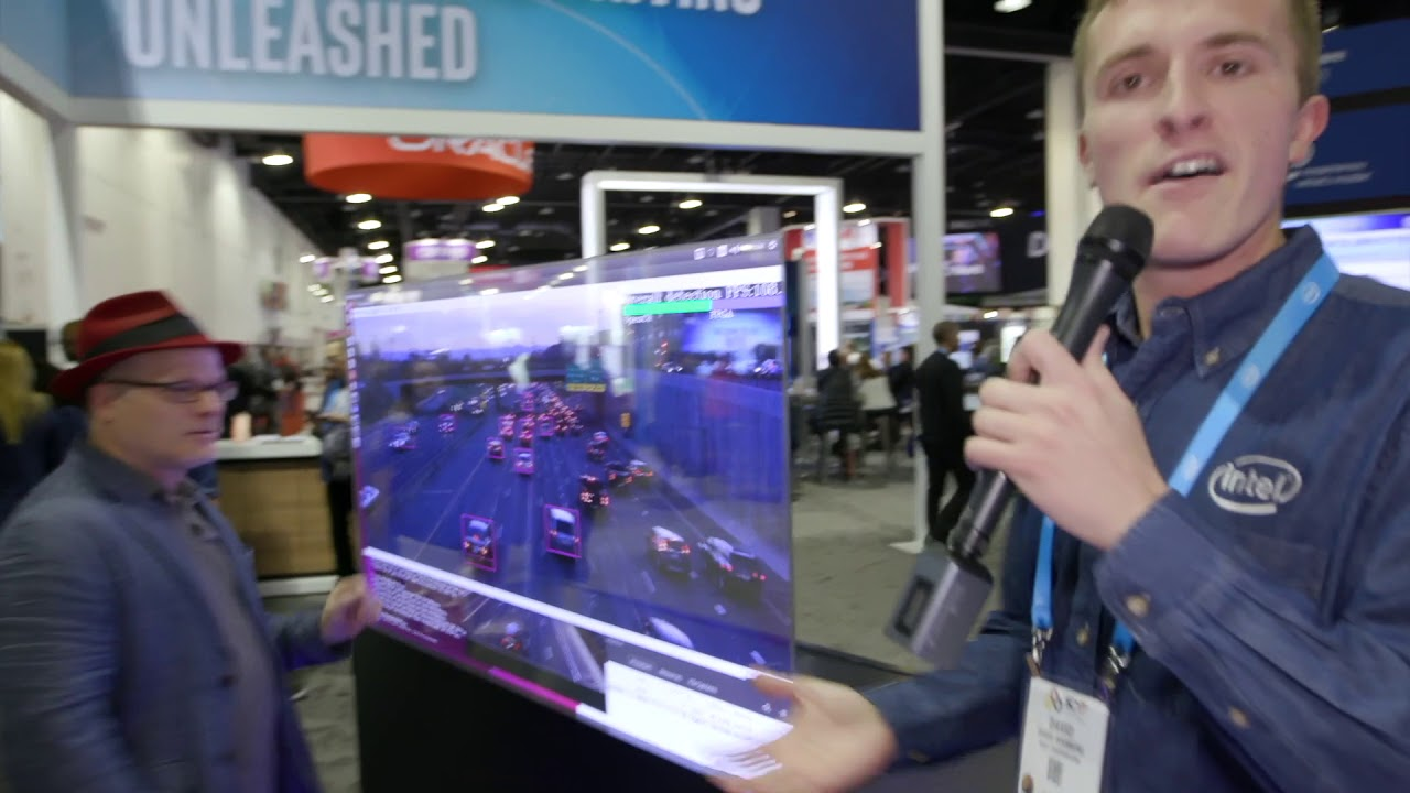 Download Intel SC17 Booth Tour: Driving Innovation in HPC