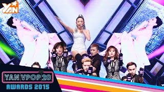 yva 2015 l im in love - big girls dont cry - toc tien
