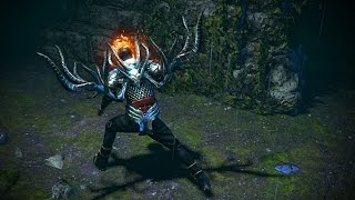 Path of Exile - Demon King Wings Back Attachment