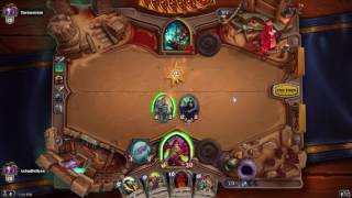 Hearthstone 4 19 2017 Dubs Defeats as he learns to play 4
