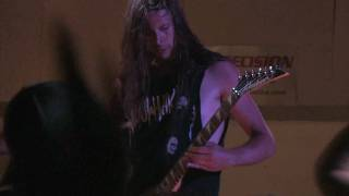 Deadriver Wasteland - The Thing in the Crypt (Mid-Summer War March 2009)