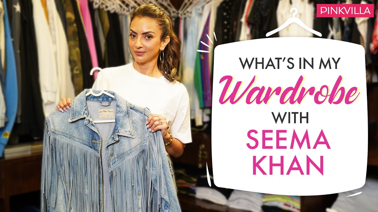 Download What's In My Wardrobe ft. Seema Khan | Pinkvilla
