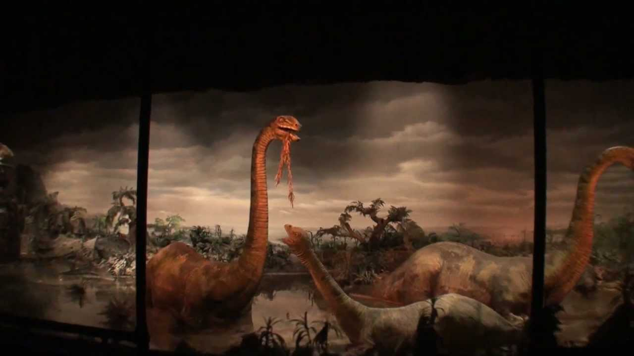 Image result for disney dioramas dinosaurs