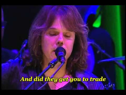 Europe - Wish you were here ( cover Pink Floyd ) - with lyrics
