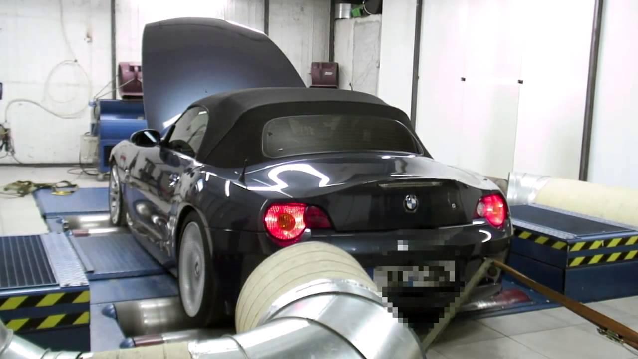 Bmw Z4 Roadster 2 5i Dyno Doovi