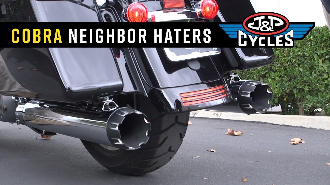 cobra neighbor haters overview