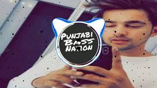 PRADA JASS MANAK |Satti Dhillon | Punjabi bass nation