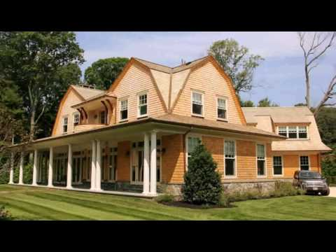 Gambrel Roof Style House Plans