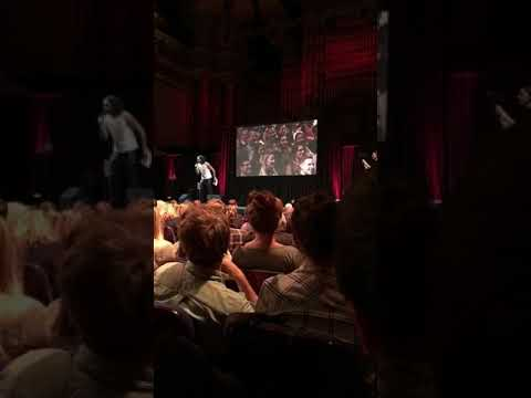 Russell Brand Leeds Town Hall 2017