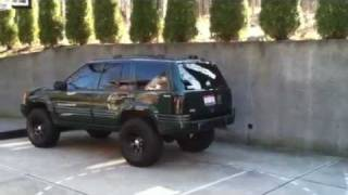 98 Jeep Grand Cherokee Laredo w/ flowmaster (lifted)