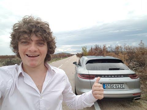 Porsche Panamera Sport Turismo  Drive News