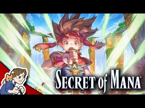 The Classic Reborn! | Secret of Mana REMAKE #1 | ProJared Plays