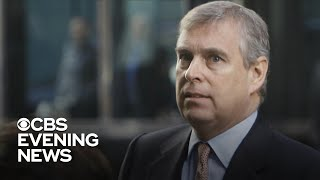 Prince Andrew issues new Epstein statement calling 2010 meeting a mistake
