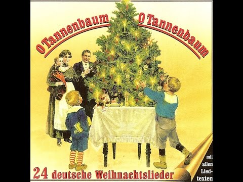 Various Artists - O Tannenbaum, O Tannenbaum (24 deutsche We