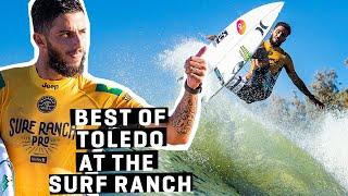 Rumble at the Ranch : l'heure de Toledo ?