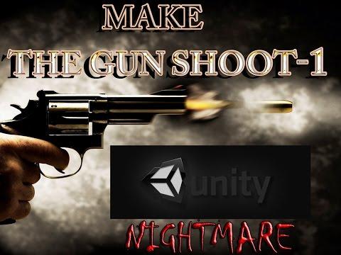 """Unity3D Horror Game Development Part-4 """"Weapon Scripting Part #1"""""""
