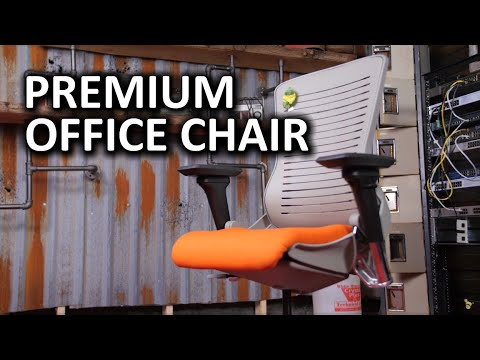 office master om5 chair from ergodirect - youtube