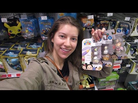 Toy Hunt #59! Tsum Tsum Pastel Parade, Grossery Gang, Shopkins Season 7, Animal Jam, Trolls