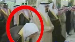 Ziyarat King Abdullah Vist Masjid-e-Nabvi Sal-lala-ho-alai-hi-wa-ala-ale-hi-wa-ashabi-hi-wasalam