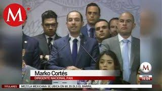 Propuesta de militarización es errada e incongruente: Marko Cortés