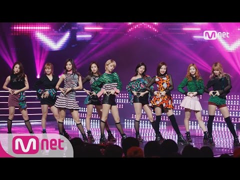 [TWICE - So Hot (Wonder Girls)] Special Stage | M COUNTDOWN 161110 EP.500