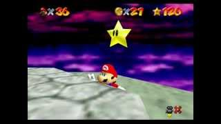"[TAS] N64 Super Mario 64 ""120 stars"" by MKDasher, Nahoc, sonicpacker, Bauru, Eru,[...] in 1:20:41.52"