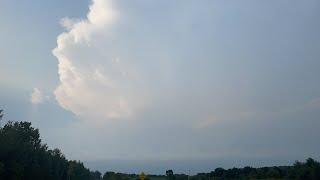 Tornado & Derecho Chase Wisconsin