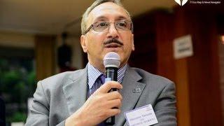 Imgination press meeting at seoul 20130702 CEO Sir Hossein Yassaie,PhD