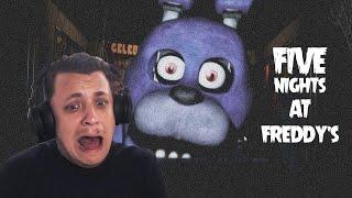 ÁÁÁ B*SZDMEG MI EZ A HANG?! | Five Nights at Freddy's