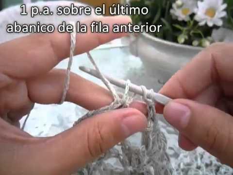 Cómo hacer un Chaleco a Crochet - Paso a Paso - YouTube