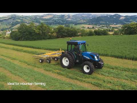 New Holland T4 LP Series