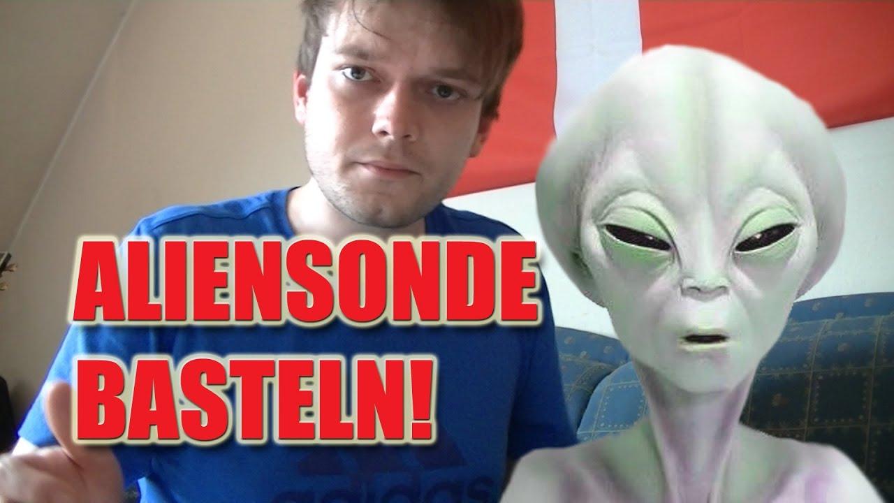 Aliensonde Basteln Ausserirdische Finden Bastelstunde Youtube