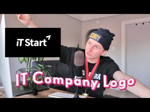 Designing an IT company logo!