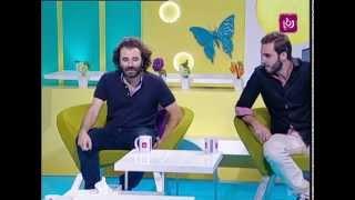 """مسرحية """"البؤساء"""" - وسام طبيلة، عمر شريف وزينة برهوم"""