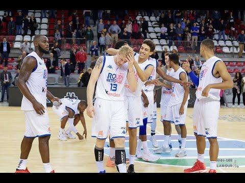 Pro B (J1) - Rouen vs Vichy-Clermont