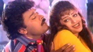 Gharana Mogudu Movie Songs || Endibe Ettaga Undhi - Chiranjeevi, Nagma