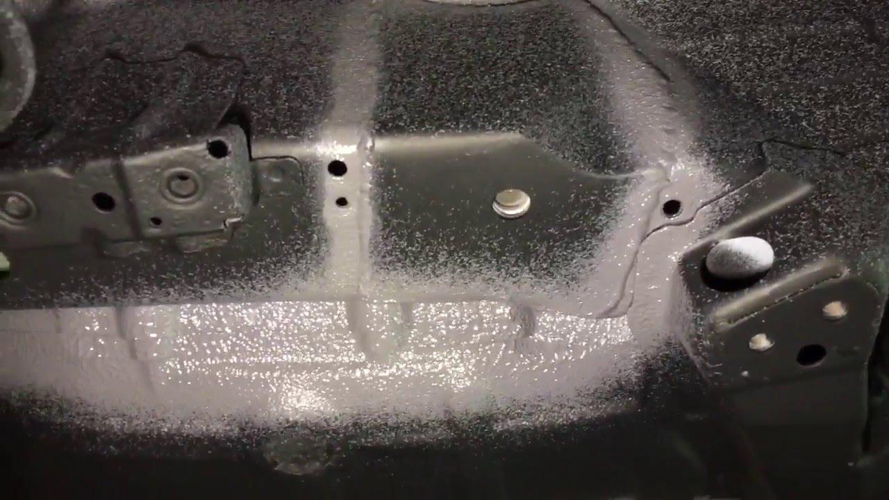 Automotive Sprayable Seam Sealer Process By Redish