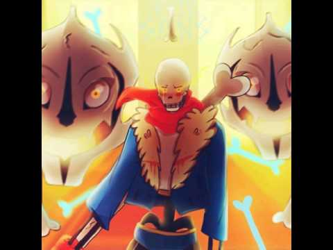 Nightcore- Disbelief Papyrus Soundtrack (Phase 1 - 4)