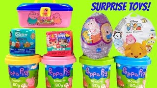 Picnic Play Dough Doh - Chocolate Egg Surprise,  , Dory Mashem