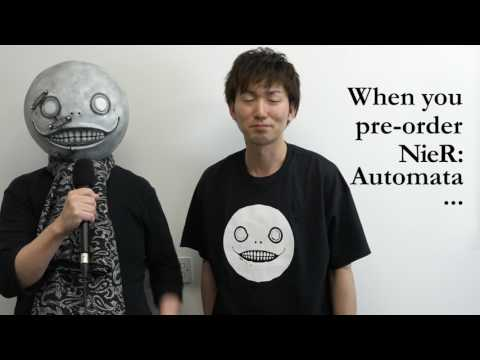 NieR: Automata – A special message from YOKO TARO